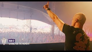 Ran-D - Living For The Moment (Rebirth Festival Aftermovie Cut)