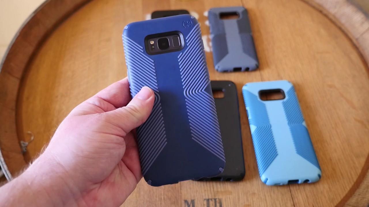 official photos 4bdf4 76695 Samsung Galaxy S8 Plus Speck Presidio Cases REVIEW