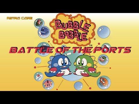Battle of the Ports - Bubble Bobble (バブルボブル) (Show #64) 60fps