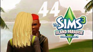 The Sims 3 Семейный круиз #44 Школьная лав стори ♥