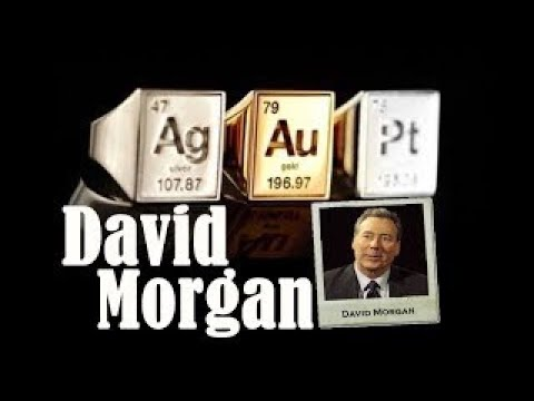 DAVID MORGAN: Interesting Anomalies About Gold & Silver, Platinum, Palladium & Rhodium