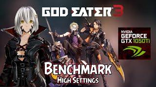 God Eater 3 GTX 1050 Ti Benchmarked Gameplay | Ultra Settings|1080p |Intel Core i7