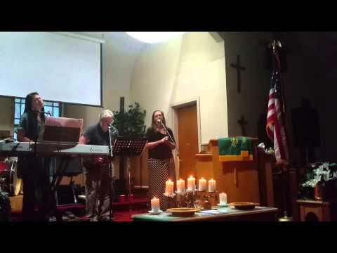 Pastor Den Sharp and Mark Clifton