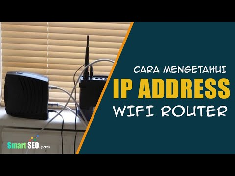 Cara mengetahui IP Address Komputer Server.