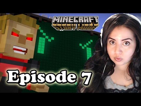 FULL Minecraft Story Mode Episode 7 - ACCESS DENIED!