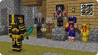 creepypastas me roban la casa en minecraft 😱