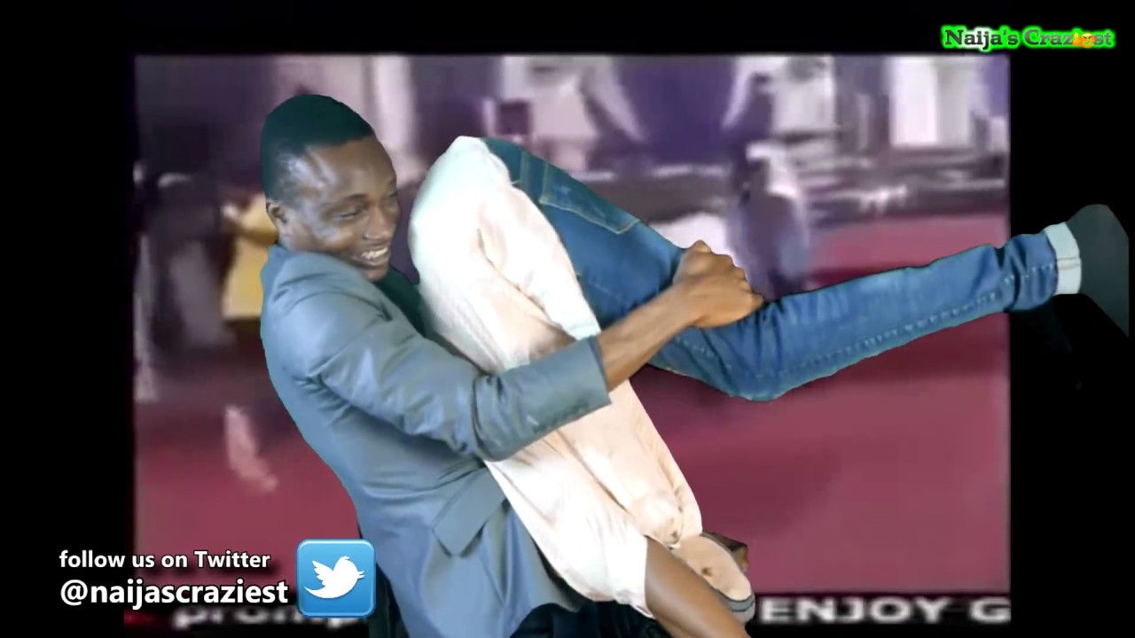 Download Pastor Body Slams Demons Out Of Members During Deliverance- Hilarious