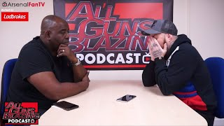 DT As You've Never Seen Him Before On Trolls In Football | All Gunz Blazing Podcast