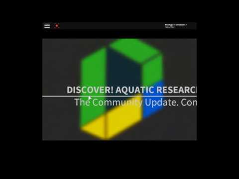 Rusty Plays Roblox Discover Aquatic Research Facility Arctic Blast Insider Look With Ftm - roblox research facility