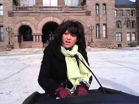 Walk To Ottawa Queen's Park