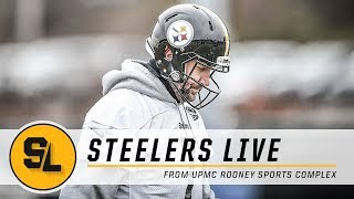 previewing-oakland-ben-discusses-run-game-on-steelers-live
