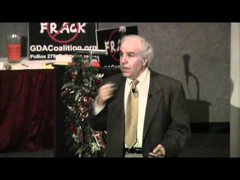 Dr. Ingraffea Facts on Fracking