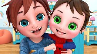 Superhero Song  +More Nursery Rhymes & Kids Songs - Bmbm Cartoon Songs