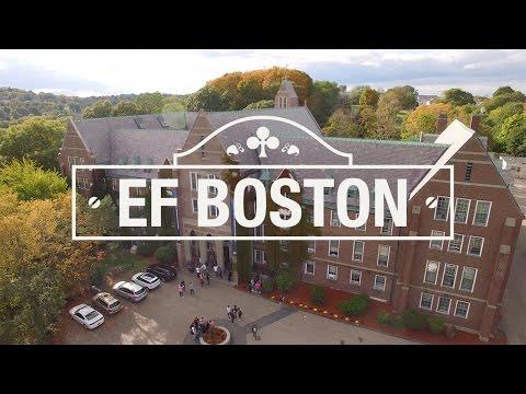 EF Boston – Tour of the School