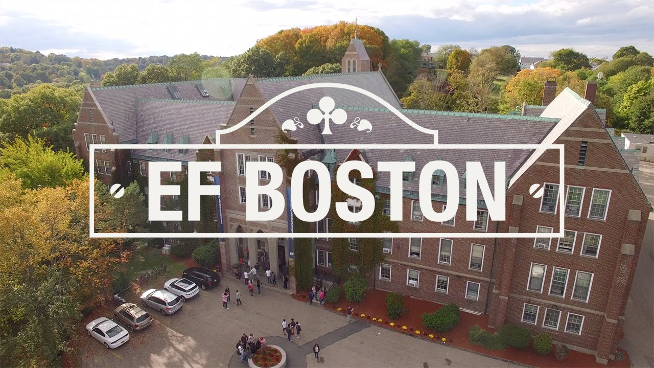 EF Boston – Campus Tour - YouTube
