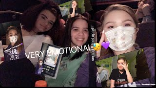 Five Feet Apart Movie Review by Cystic Fibrosis Patient 💜(VERY EMOTIONAL)