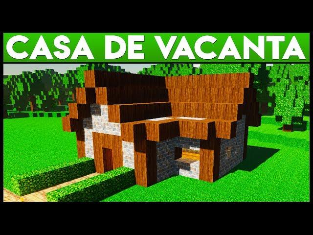 Am construit Casa de Vacanta !