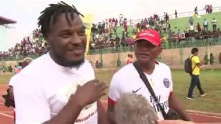 Un jour avec... les footballeurs réunionnais de l'équipe de Madagascar