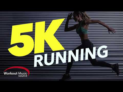 Workout Music Source // 5K Running Training Mix // 180 BPM