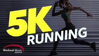 Workout Music Source // 5K Running Training Mix // 180 BPM