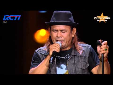 "Erick Sihotang ""Love Hurts""  - Rising Star Indonesia Live Duels 1 Eps 9"