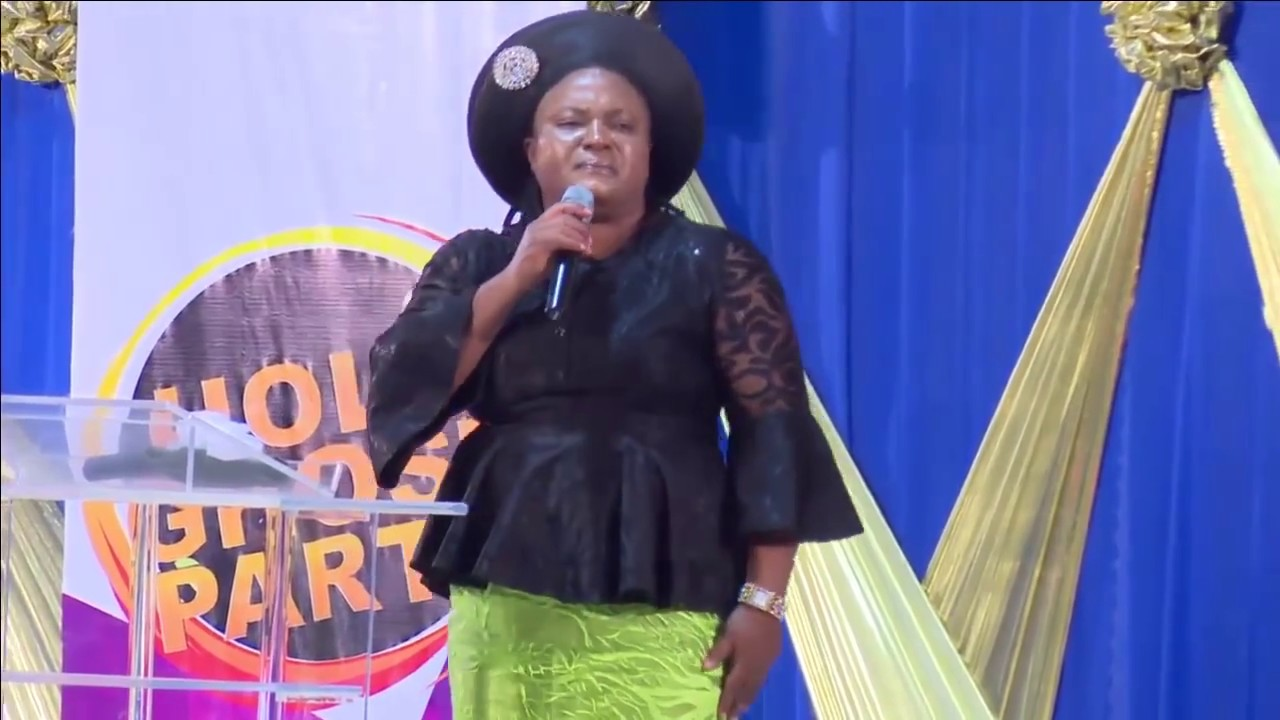 Chioma Jesus: April 2017 Holy Ghost Party
