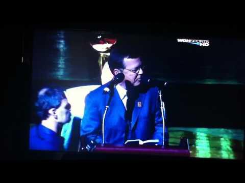 Chicago Bulls 20th Anniversary Celebration [FULL VIDEO] (part 1/2)