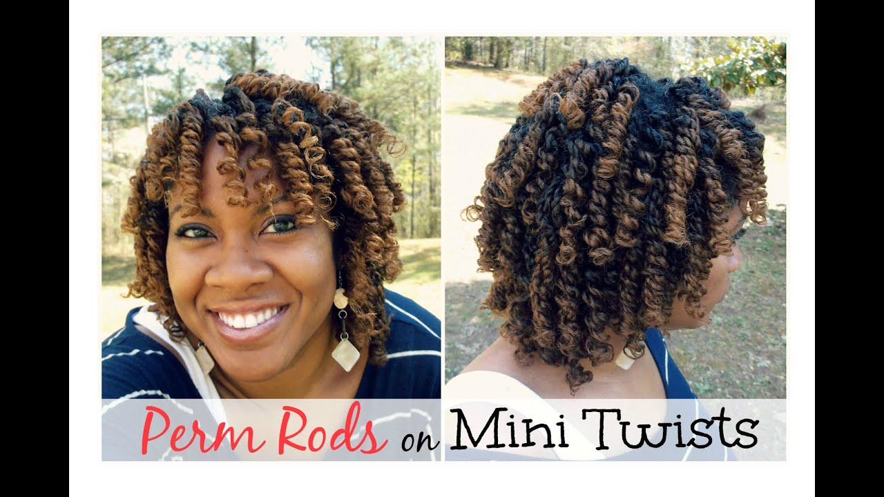 Crochet Braids Rod Set : ... Curls For Long Hair Perm Rods Set. on perm rods on short natural hair