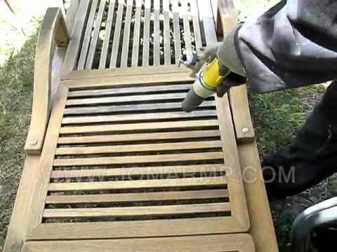 Decapado chorreado mueble de madera youtube - Pintura para muebles de madera ...