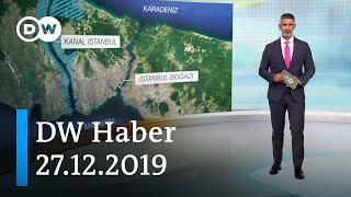 DW Haber: Kanal İstanbul hakkındaki iddialar ve riskler neler? - DW Türkçe