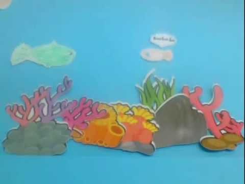 The Lost Fishes - Student Stop Motion project by Hui Yuan