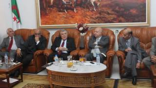 كلمة الرئيس المدير العام سونلغاز قيتون مصطفى في ولاية عين تموشنت