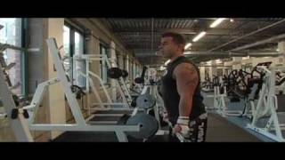 Jersey Shore Bicep Tricep Workout