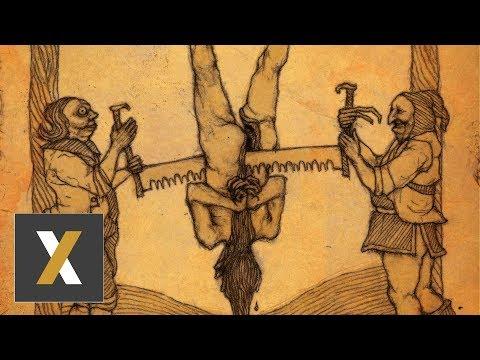 Top 10 Užasnih Sprava Za Mučenje, 1. Deo