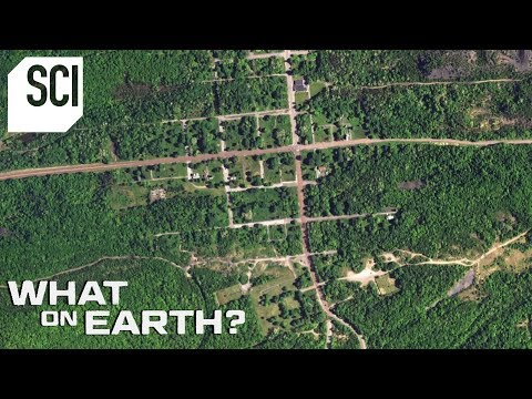 Why Did People Abandon this Pennsylvania Town? | What on Earth?