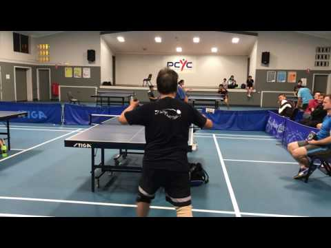 MAI TABLE TENNIS SYDNEY OPEN TOURNAMENT 2017 - SEASON 1