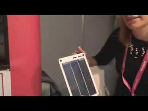GSMA Interview - Solar Energy for Mobiles
