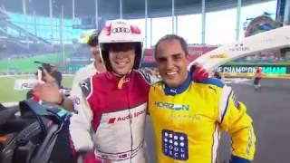 ファン・パブロ・モントーヤ、レース・オブ・チャンピオンズ2017を制覇