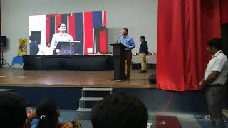App guru Imran khan  tell  future tricks to student