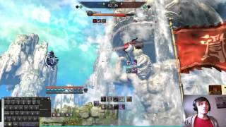 Blade & Soul #31 - Sin Arena Combo (with C stun, without smokebomb)
