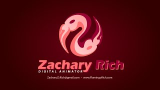 Zachary Rich - Digital Animator (short reel 2014)
