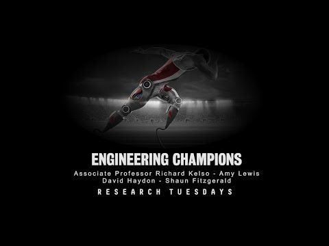 Engineering Champions - Research Tuesdays April 2018