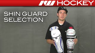 How to Select a Hockey Shin Guard
