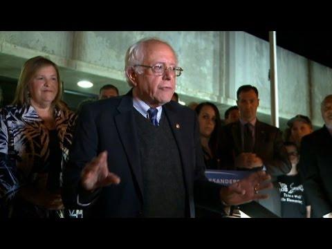 Bernie Sanders' Indiana victory speech (Full speech)