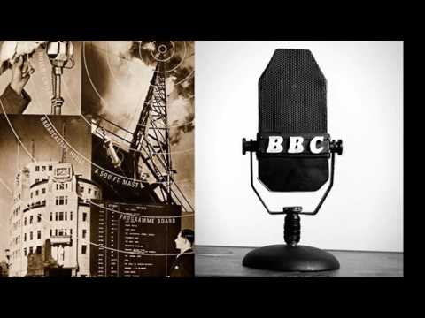 18th October 1922: British Broadcasting Company established