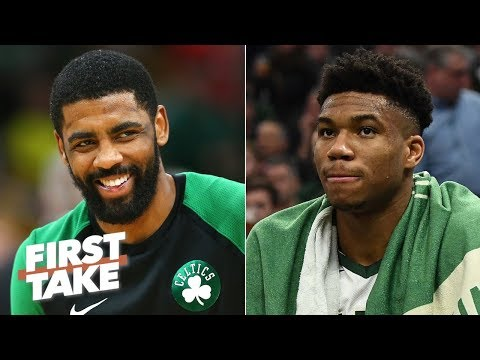 The Bucks will lose to the Celtics in the NBA playoffs - Ryan Hollins | First Take