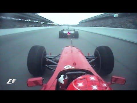 F1 GP USA 2000 - Schumacher/Coulthard-Duell (Premiere)