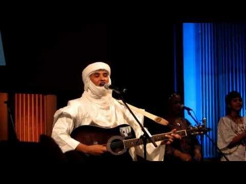 Touareg de Niger: Atri N'Assouf live in Paris