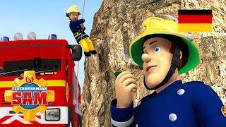 Feuerwehrmann Sam Deutsch Neue Folgen | Die Klippe runter | Luftrettung Marathon 🚒 Kinderfilme