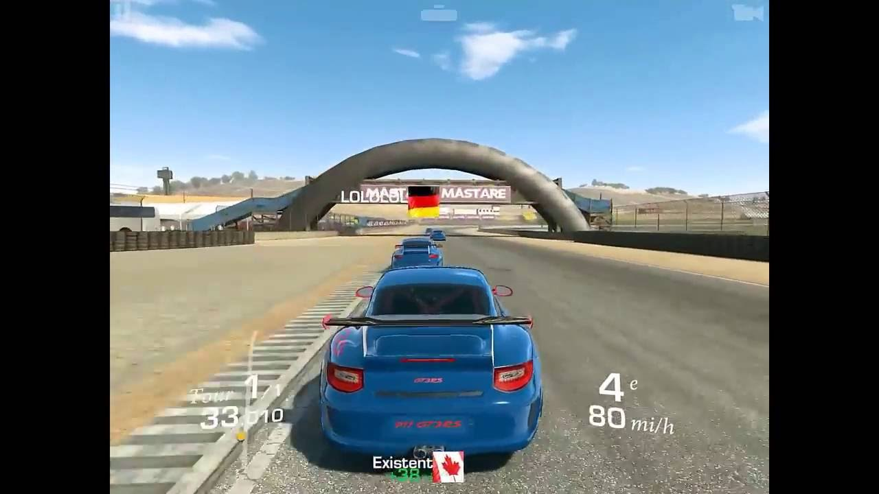 install real racing 3 on pc